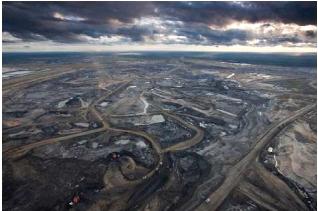 Les pétroles sales de l'Alberta tueraient l'humanité|Daily Québec